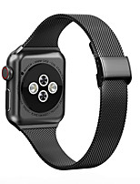 cheap -Watch Band for Milanese Loop for Apple Watch Series 5/4/3/2/1 Stainless Steel Metal Bracelet