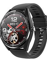cheap -KW33 IP68 Waterproof Smart Watch Men Bracelet 15 Days Work Time Battery 340mAh Smartwatch Bluetooth IOS Android Band