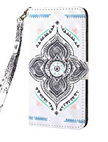 cheap -Case For Samsung Galaxy S20 S20 Plus S20 Ultra Wallet Card Holder with Stand Full Body Cases Mandala PU Leather TPU for Galaxy A21 A11 A01 A51 A71 A41 A31 A21S