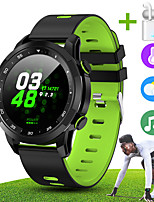 cheap -JSBP HV09 Smart Watch BT Fitness Tracker Support Notify Full Touch Screen/Heart Rate Monitor Sport Stainless Steel Bluetooth Smartwatch Compatible IOS/Android Phones