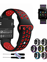 cheap -Top Silicone Watch Band for Garmin Vivoactive Acetate Fashion Sports Silicone Bracelet Strap Band For Garmin Vivoactive Acetate