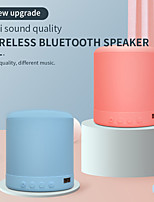 cheap -Mini Portable Bluetooth Speaker Macaron Stereo Wireless Speaker Music Waterproof Loudspeaker Outdoor Bathroom Showers Subwoofer