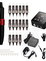 cheap -Professional Tattoo Kit Tattoo Machine - Motor Tattoo Pen Set Professional Tattoo Machine Set Motor Tattoo All-in-One Tattoo Equipment