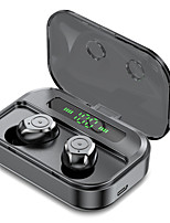 cheap -LITBest M7S TWS True Wireless Earbuds Bluetooth5.0 with Volume Control HIFI with Charging Box Waterproof IPX7 Mobile Power for Smartphones for Mobile Phone