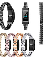 cheap -Watch Band for Huawei B5 Huawei Jewelry Design Stainless Steel Wrist Strap