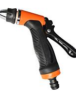 cheap -Garden Hose Water Spray Gun Car Wash Water Sprayer Car Cleaning Gun Watering Lawn Plant Flower Irrigation Water Gun