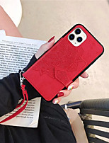 cheap -Magnetic Leather Phone Case For iPhone SE 2020 X XS XR 11 11 Pro Max Wallet Card Slot For iPhone 6s 7 8 Plus 6Plus Pattern Flower Holder Stand Back