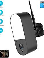 cheap -Floodlight IP Camera HD 3MP Waterproof Outdoor LED Lamp IP Camera P2P WiFi Security Camera CCTV Surveillance Camera