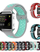 cheap -Sport Silicone Wrist Strap Watch Band for Fitbit Blaze Replaceable Bracelet Wristband