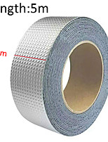 cheap -Super Strong Waterproof Tape Butyl Seal Rubber Aluminum Foil Tape Household Waterproof Repair Stickers