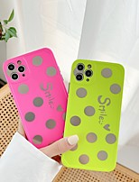 cheap -Case For APPLE  iPhone 7 8 7plus 8plus  XR XS XSMAX  X SE  11  11Pro   11ProMax Pattern Back Cover Word Phrase Cartoon TPU
