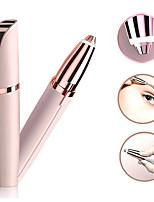 cheap -Mini Electric Eyebrow Trimmer Pen Makeup Painless Eye Brow Multifunction Epilator for Women Razors Portable Facial Hair Remover