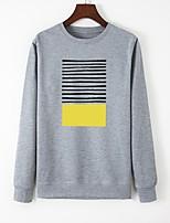 cheap -Women's Sweatshirt Graphic Casual Hoodies Sweatshirts  White Red Yellow