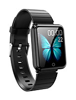 cheap -V6T Men Women Smartwatch Android iOS Bluetooth Waterproof Touch Screen Heart Rate Monitor Blood Pressure Measurement Sports Timer Stopwatch Pedometer Call Reminder Sleep Tracker