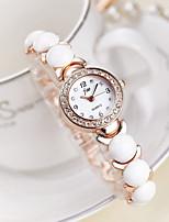 cheap -Women's Quartz Watches Quartz Modern Style Stylish Elegant Chronograph Analog - Rose Gold