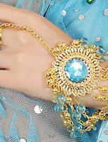 cheap -dance accessories accessories women's training / performance alloy / gemstone chain bracelets