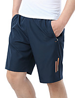 "cheap -Men's Women's Hiking Shorts Hiking Cargo Pants Hiking Cargo Shorts Summer Outdoor 10"" Breathable Quick Dry Ventilation Soft Shorts Bottoms Black Blue Camping / Hiking Hunting Fishing M L XL XXL XXXL"