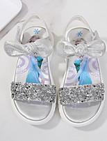 cheap -Girls' Sandals Comfort PU Big Kids(7years +) Pink / Silver Spring / Summer