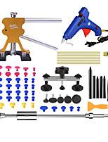 cheap -Super PDR-G-348 Slide Hammer Rubber Hammer Glue Gun Glue Sticks Tap Down Pen LED Line Board Car Body Dent Damage Repair Tools Auto