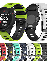 cheap -Sport Silicone Wrist Strap Watch Band for Garmin Vivoactive 3 Music / Vivomove HR / Forerunner 245 Music / 645 Music / Venu / Fenix Chronos / Vivoactive 4 Replaceable Bracelet Wristband