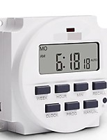 cheap -24V Programmable Memory Plant Yard Lamp Timer Automatic Cycle Time Controller