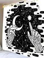 cheap -Character design tapestries hang cloth decorative cloth cloth in the background. 100% polyester fiber material