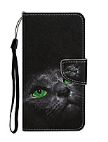 cheap -Case For Samsung Galaxy Galaxy A10(2019) / Galaxy A30(2019) / Galaxy A50(2019) Wallet / Card Holder / with Stand Full Body Cases PU Leather