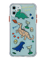 cheap -Case For APPLE  iPhone7 8 7plus 8plus  XR XS XSMAX  X SE  11  11Pro   11ProMax Pattern Back Cover Word Phrase Animal Cartoon