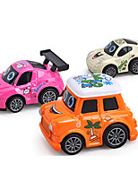 cheap -Pull Back Car / Inertia Car Pull Back Vehicle Mini Classic Car Sports Car Drop-resistant Alloy Mini Car Vehicles Toys for Party Favor or Kids Birthday Gift 4 pcs / Kid's