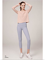 cheap -Women's Blouse Solid Colored Long Sleeve V Neck Tops Slim Basic Top White Black Blushing Pink