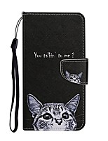 cheap -Case For Apple iPhone SE 2020 iPhone 11 Pro iPhone 11 Pro Max Wallet  Card Holder with Stand Full Body Cases Cat PU Leather iPhone XS Max XR X 8 7 Plus 6 6s