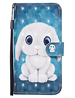 cheap -Case For Huawei Honor 10 Lite Honor 8A Y6 2019 Y5P Y6P P Smart 2020 Wallet Card Holder with Stand Full Body Cases Animal PU Leather