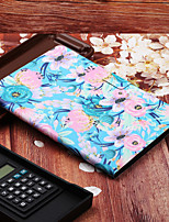 cheap -Case For Samsung Galaxy Tab A 10.1(2019)T510 Samsung Tab A T290 Tab S6 T860 with Stand Flip Pattern Full Body Cases Flower PU Leather for T580 T720 T580