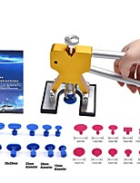 cheap -Super PDR Tools Kit For Car Paintless Dent Repair Tool Hail Dent Removal Kit auto dent pullers suction cup dent pulling bridge