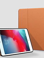 cheap -Case For Apple iPad Mini 4  iPad Mini 5  360 Rotation  Shockproof  Magnetic Full Body Cases Solid Colored PU Leather  TPU