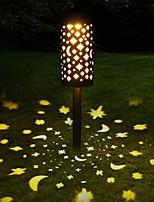 cheap -Solar Garden Light Hollow Star LED Light Outdoor Garden Decoration Ground Light Waterproof Outdoor Tree Chandelier