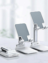 cheap -Portable Desk Mobile Phone Holder Stand for IPhone IPad Folding Mobile Phone Bracket Universal Adjustable Lazy Desktop Holder