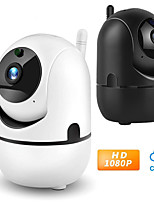 cheap -1080p Cloud HD Ip Camera Wifi Camera And Automatic Tracking Baby Monitor Night Vision Security Camera Home Surveillance Camera