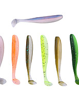 cheap -1 pcs Fishing Lures Fishing Bait Soft Bait Sinking Bass Trout Pike Bait Casting Other Lure Fishing ABS