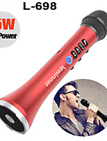 cheap -Professional Karaoke Microphone Wireless Speaker Portable Bluetooth Microphone for Phone iphone Handheld Dynamic Mic