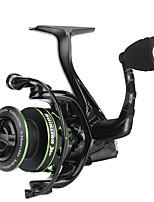 cheap -Fishing Reel Spinning Reel 6.2:1 Gear Ratio+11 Ball Bearings Hand Orientation Exchangable Sea Fishing / Freshwater Fishing / Trolling & Boat Fishing
