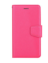 cheap -Case For Asus Zenfone MAXZB555KL live L1 ZA550KL max Pro zB602kl  4 ZE554KL max Pro zB601kl  zB602kl 3 ZE552kl 6 ZS630KL Card Holder Flip Magnetic Full Body Cases Solid Colored PU Leather TPU textured