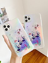 cheap -Apple Case For iPhone7 8 7plus 8plus  XR XS XSMAX  X SE 11 11Pro 11ProMax Pattern Back Cover Cartoon TPU