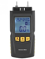 cheap -GM610 Wood Moisture Meter Digital LCD 2 Pin Wood Humidity Tester Timber Hygrometer Humidity Detector