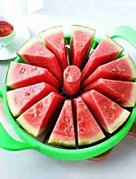 cheap -Watermelon Slicer Melon Cutter Knife Cutting Tools Large Size Cantaloupe Stainless Steel Kitchen Fruit Divider