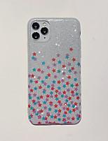 cheap -Case For Apple iPhone 11 / iPhone 11 Pro / iPhone 11 Pro Max Pattern / Glitter Shine Back Cover Geometric Pattern / Glitter Shine / Flower TPU