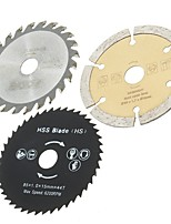 cheap -3PC Multi-Function Saw Blade  Multi-function Cut Blade High-Speed Steel Mini-Saw Blade Power Tool Accessories