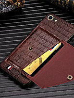 cheap -Crocodile Pattern Phone Case For iPhone SE 2020  11 11Pro 11Pro Max PU Leather Card Slots Wallet for iPhone X XS XR XS Max 8Plus 8 7Plus 7 6Plus 6 6sPlus 6s Case