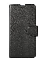 cheap -Case For Samsung Galaxy A10S A10e A20E A20S A51 A71 A01 A11 A21 Card Holder Flip Magnetic Full Body Cases Solid Colored PU Leather textured