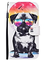 cheap -Case For Samsung Galaxy S20 Ultra S20 Plus S10E A51 A71 Wallet  Card Holder with Stand Full Body Cases Dog PU Leather A10 A20 A30 A30S A40 A50 A50S A70 A11 A01 A21S A41 A81 A91